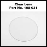 Maglite Clear Lens C/ D Cell - 108-031
