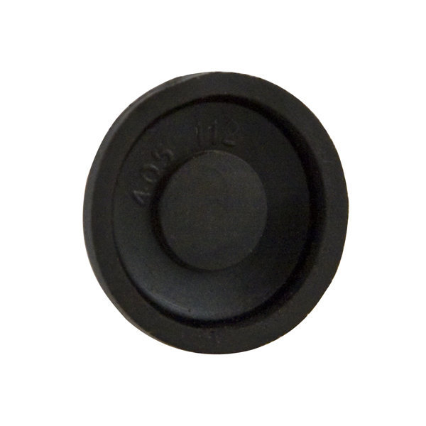 Mag Charger Rubber Switch Seal for Rechargeable - 108-643 (Black Switch)