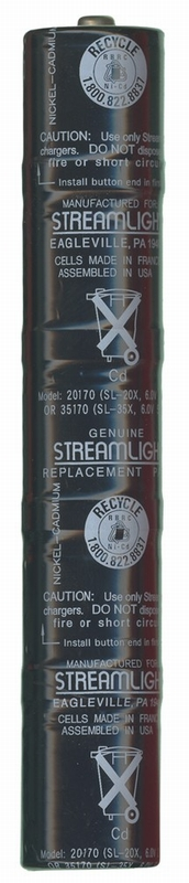 Streamlight Battery Stick for SL-20X