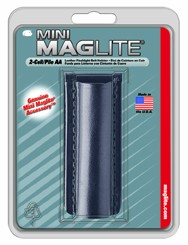 Maglite AA Mini Mag Holster Leather - AM2A026