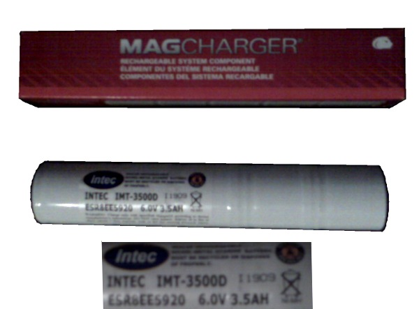 Maglite Charger NiMH Battery Pack