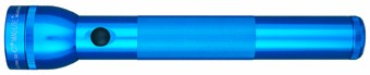 Maglite 3 Cell D Blue Flashlight - S3D116