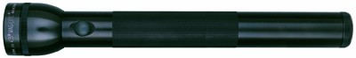 Maglite 4 Cell D Black Flashlight - S4D016