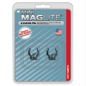 Maglite Mounting Brackets Mini-Mag AA Cell - AM2A496