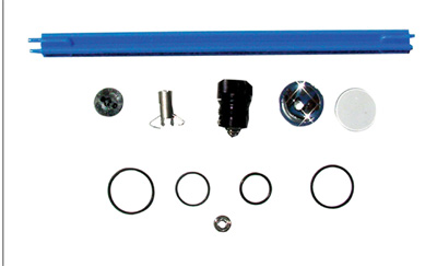 Service Kit for Maglite Solitaire Flashlights (single AAA-cell)