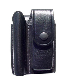 Black Heavy Duty Holster Flash / Knife