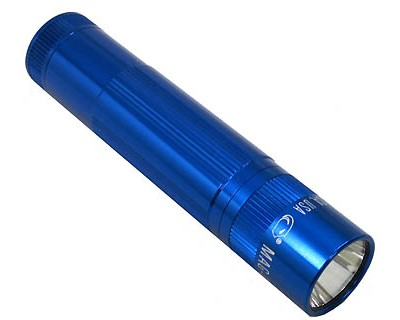 XL 50 3-Cell AAA LED Blister Pack Blue