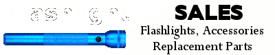 FlashlightSales.com discount Flashlights, Parts and Accessories - Maglite, Nite-ize, TerraLUX